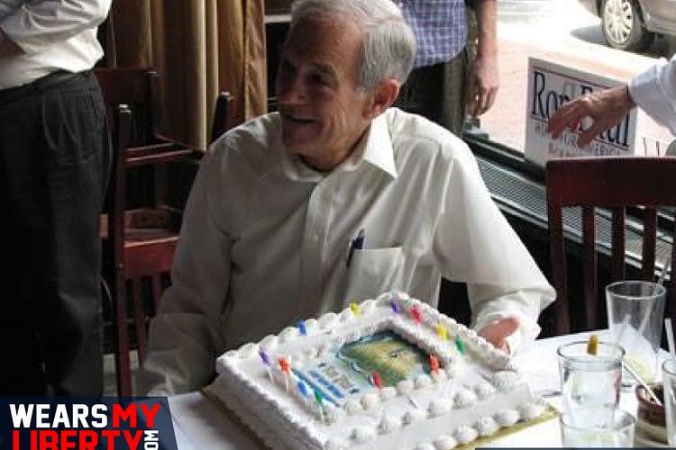 Ron Paul Birthday