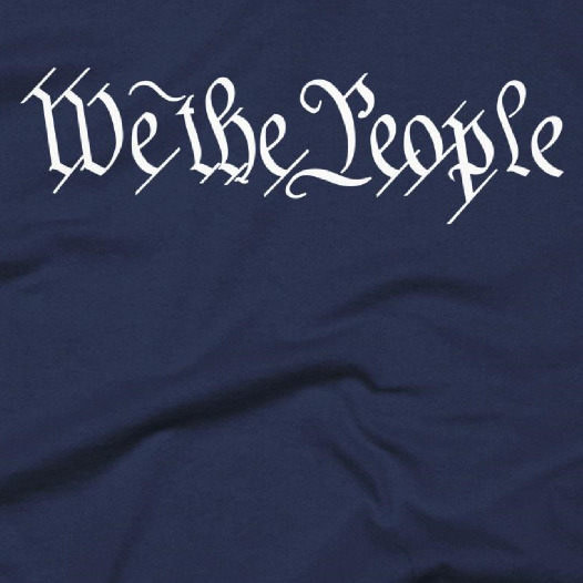 We The People Constitution T-Shirt