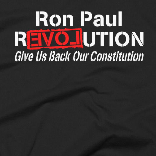Ron Paul Revolution R3VOLution Constitution