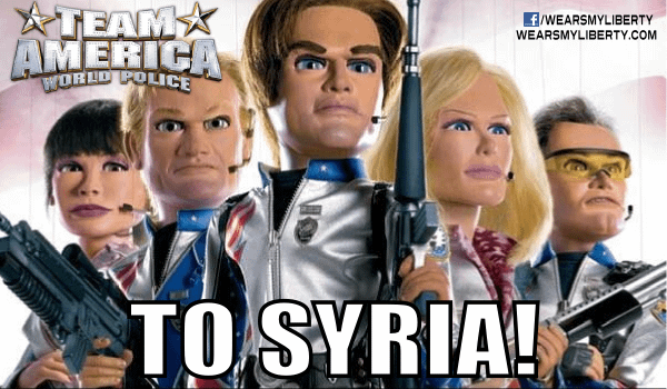 team_america_world_police_to_syria_again_isis_iraq
