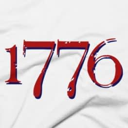 1776 - Red, White & Blue T-Shirt